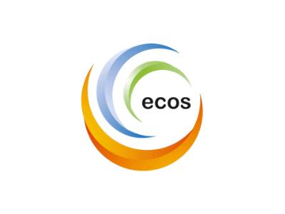 ECOS Cooperativa de Educacao Cooperacao E Desenvolvimento Portugal Logo